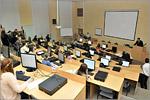 Учебный процесс в аудитории 3311