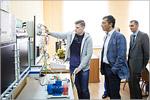 Занятие в Аэрокосмическом институте