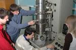 Занятия в Аэрокосмическом институте