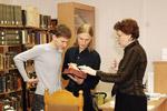 Читальный зал редких и ценных книг