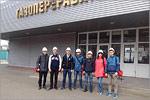 Экскурсия на газоперерабатывающий завод ООО «Газпром добыча Оренбург»