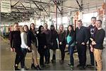 Экскурсия в промышленную компанию «Пластик»