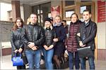 Студенты кафедры ГиМУ на экскурсии в администрации Оренбургского района Оренбургской области