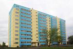 Общежитие №6 по улице Терешковой