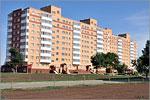 Общежитие № 8 по улице Терешковой