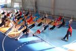 Занятия в физкультурно-оздоровительном зале