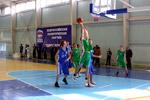 Соревнования по баскетболу в физкультурно-оздоровительном зале